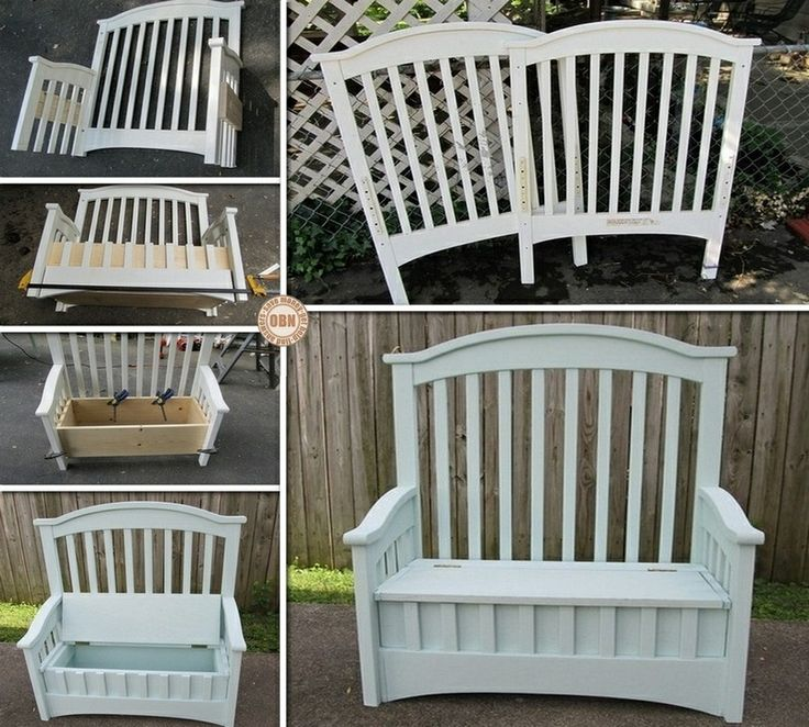 25 Best Ideas About Old Cribs On Pinterest Reuse Cribs