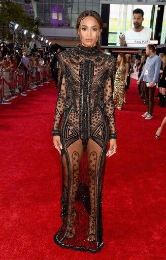 Ciara See Through Black Dress Dressed For The Gods Pinterest