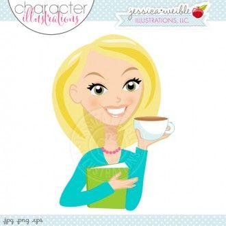 Book & Latte Girl