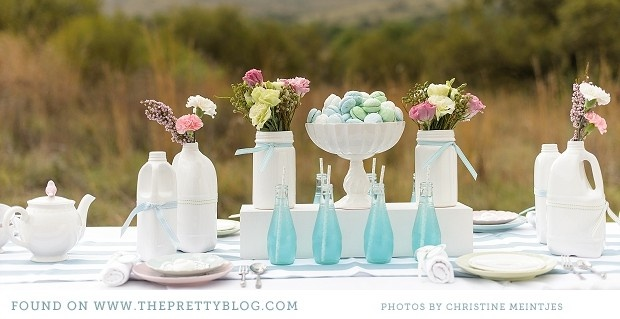 Baby Shower in campagna