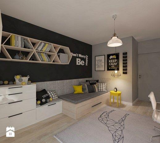 Aranżacje wnętrz - Pokój dziecka: Pokój dla juniora - Pokój dziecka, styl nowoczesny - LIVING BOX. Przeglądaj, dodawaj i zapisuj najlepsze zdjęcia, pomysły i inspiracje designerskie. W bazie mamy już prawie milion fotografii!