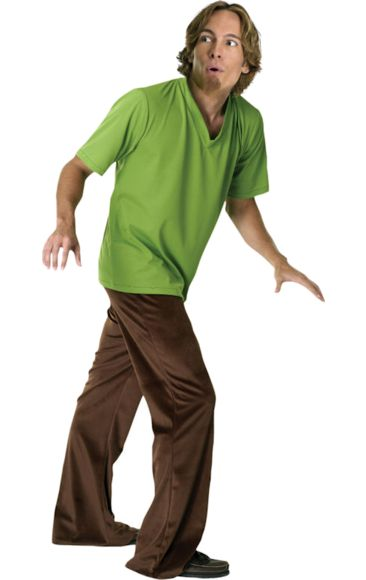 Adult Shaggy Costume