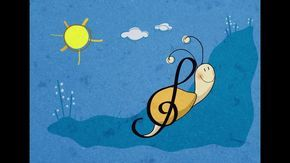 Don Caracol y La Clave de Sol, Canción Infantil y Cuento