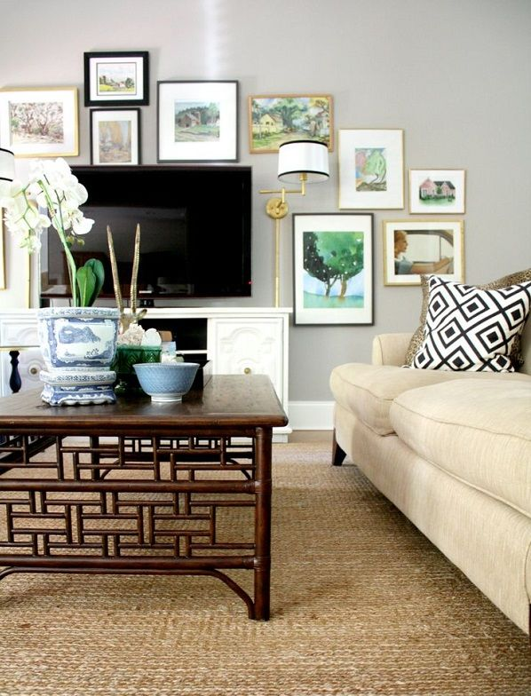 Best 25+ Decorating around tv ideas on Pinterest | Tv wall decor ...