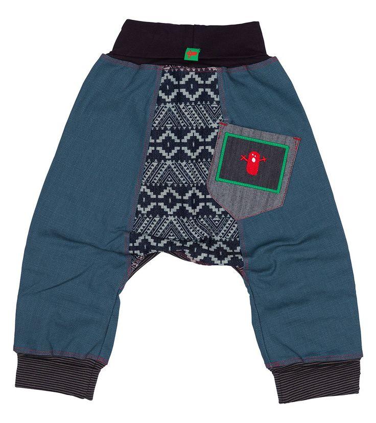 Night Flyer Harem Pant, Oishi-m Clothing for kids, Autumn 2016, www.oishi-m.com