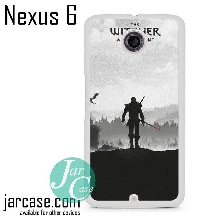 The Witcher III Wild Hunt Phone case for Nexus 4/5/6
