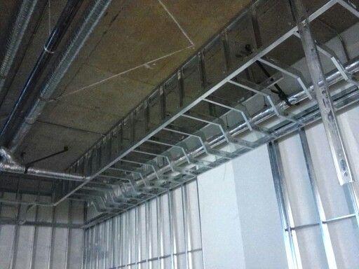 Off Angle Bulkhead Steel Stud Framing Pinterest Angles