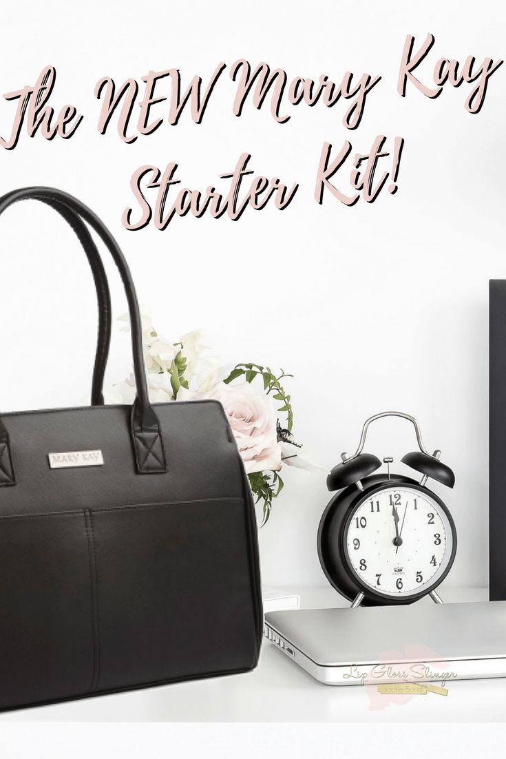 New Mary Kay Starter Kit