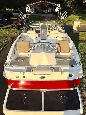 2003 Regal Session 22xi V-drive TRUE Wakeboard Boat w/Ballast not Mastercraft
