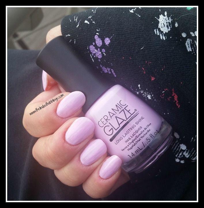 Wearing Lavender Fields Forever