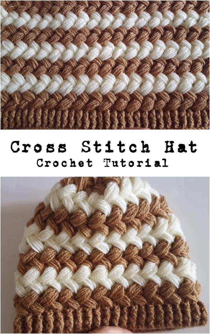 Cross Stitch Hat