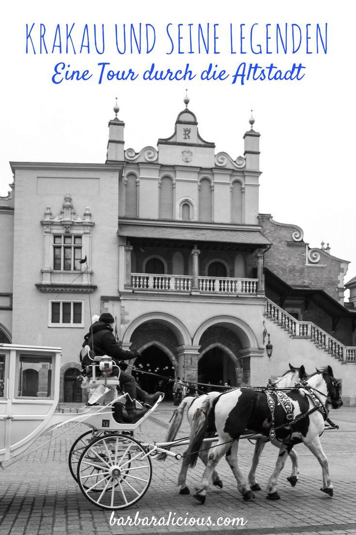 Dass Krakau schön sein würde, hatte ich oft genug gesagt bekommen. Trotzdem war ich am Ende überrascht: Nicht nur von der Schönheit, sondern auch von den zahlreichen Legenden, die die Stadt zu einem spannenden Erlebnis und einer Reise durch die Zeit machen. Komm mit mir nach Krakau!