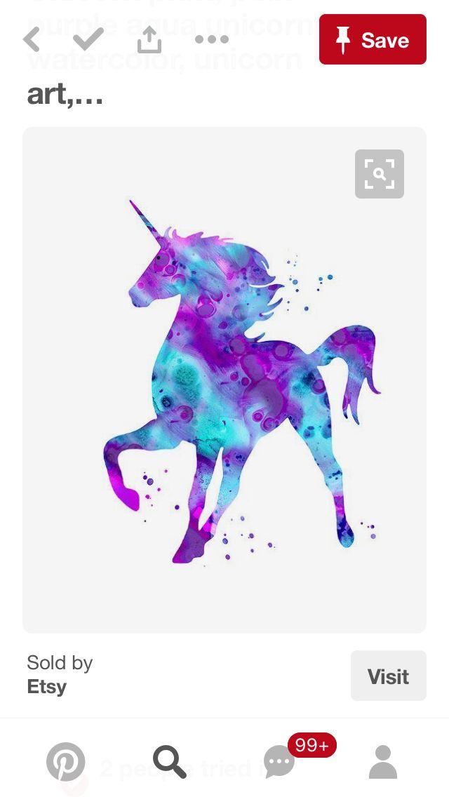 14 besten Natalie\'s Unicorns Bilder auf Pinterest   Einhörner, Minis ...