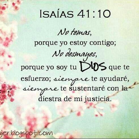 Isaias 41:10