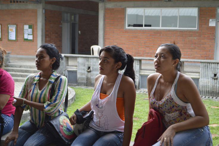 Estudiantes Seccional Bajo Cauca