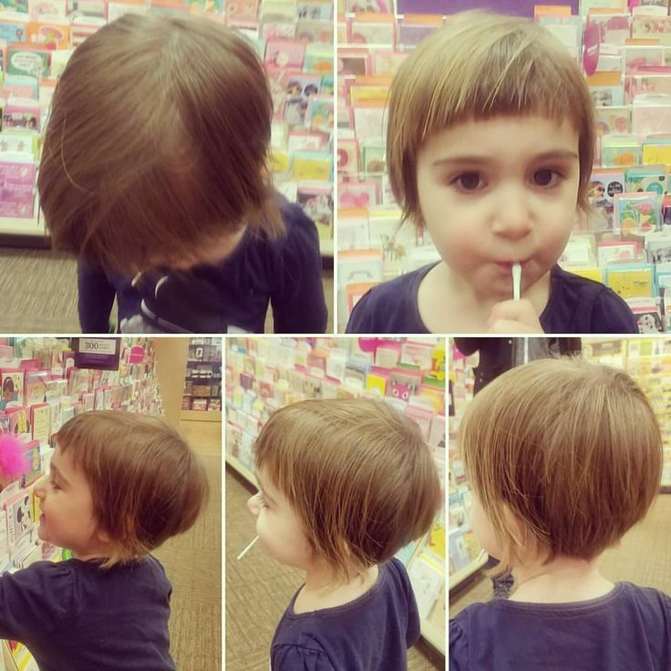 Hairstyles For Day Old Hair: 17 Best Ideas About Toddler Bob Haircut On Pinterest