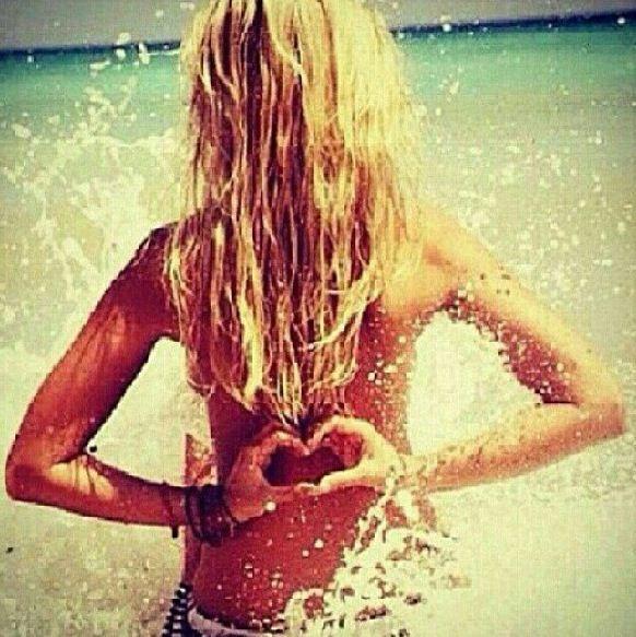 Artsy beach picture! | ✨Artsy✨ | Pinterest