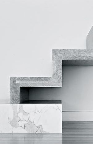 * Moroso | El Camino Residence (stair detail), 2012 | San Francisco