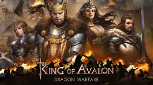 King of Avalon Dragon Warfare Cheats Hack Unlimited Gold  King of Avalon Dragon Warfare Hack  Make friends and battle enemies across the globe your dragon and throne await! Get your armor on. 2016s most-anticipated real-time MMO has arrived! Raise your dragon and build your army in the quest to lift Excalibur and become the King. Taste power and victory while making friends and enemies along the way. Chat help trade and wage war with players around the globe. King Arthurs death has left an…