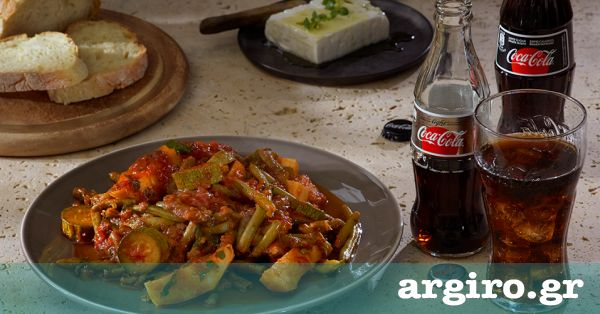 Φασολάκια λαδερά κοκκινιστά από την Αργυρώ Μπαρμπαρίγου   Το αγαπημένο φαγητό του καλοκαιριού. Απλά βάλτε τα στο τραπέζι και σίγουρα θα ξετρελαθούν όλοι!