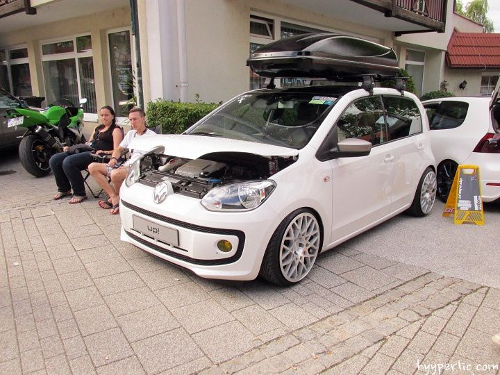 VW up! Wörthersee 2014