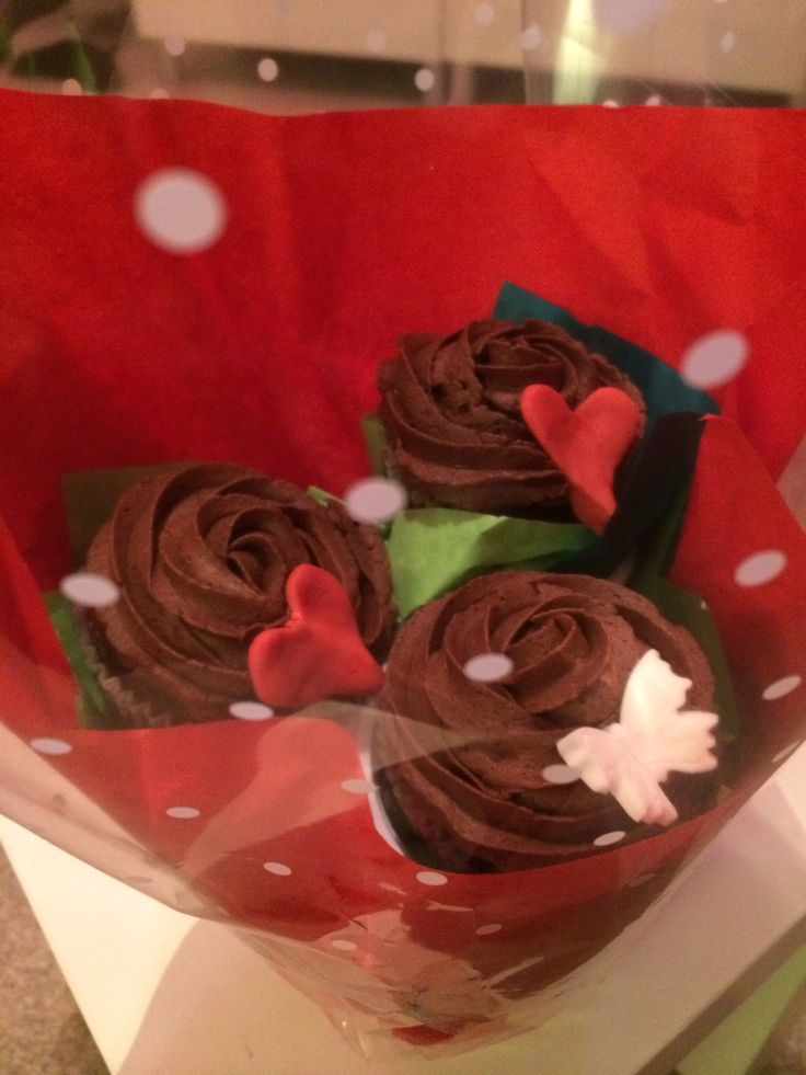 Chocolate Valentines Bouquet