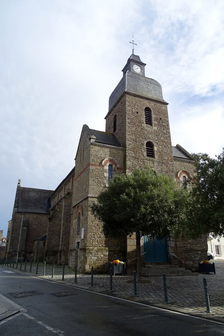 Eglise Saint Enogat, Dinard