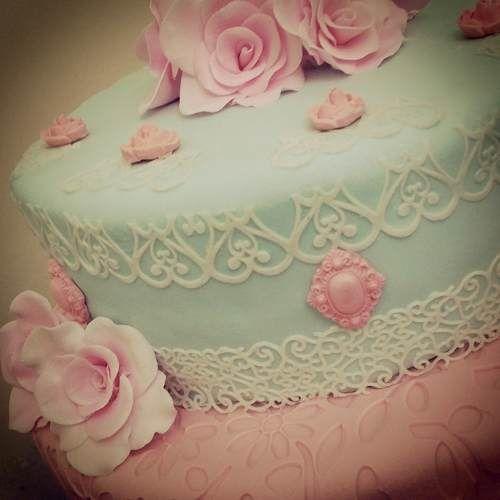 tortas decoradas shabby&vintage y todas las temáticas...