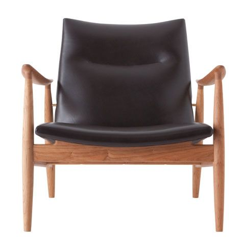 Rivage (Leather) Danish Inspired But Totally Japanese In Its Ergonomic  Refinement And Meticulous Execution
