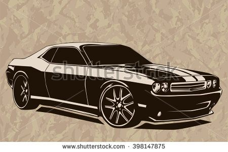 Car Vetores e Vetores clipart Stock | Shutterstock