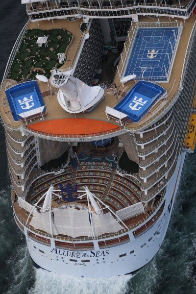 Allure of the Seas Eastern Caribbean 2011 the inaugural year · Alto MarRoyal  ... d192686c937f