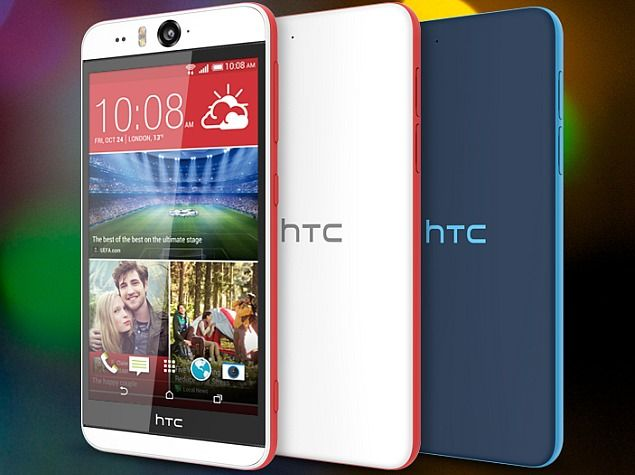 HTC Desire Eye  11 Best phones in 2015