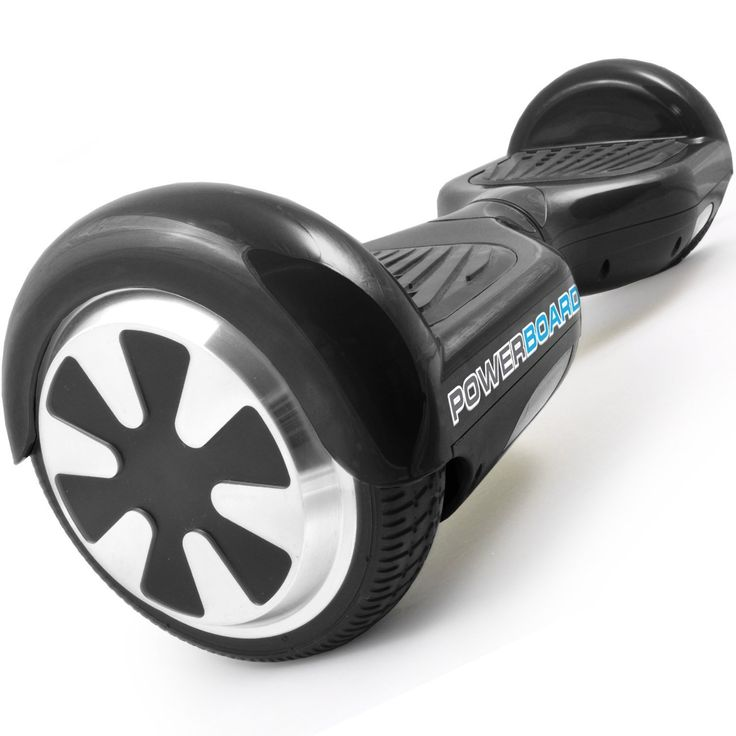 Amazon.com : Powerboard by HOVERBOARD - 2 Wheel Self Balancing Scooter with LED Lights - Hands Free Mini Segway - Battery Powered Electric Motor - Airboard - The Perfect Personal Transporter - USA Company : Sports & Outdoors