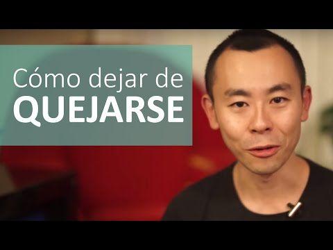(631) Cómo dejar de quejarse   Hola Seiiti Arata 08 - YouTube