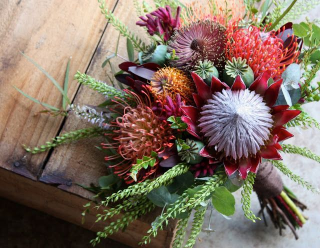 Swallows Nest Farm: Vibrant Summery Natives for a Vineyard Wedding