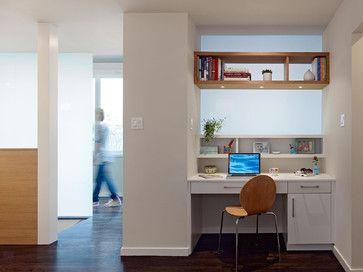 Sea Cliff Remodel - contemporary - Home Office - San Francisco - Feldman Architecture, Inc.
