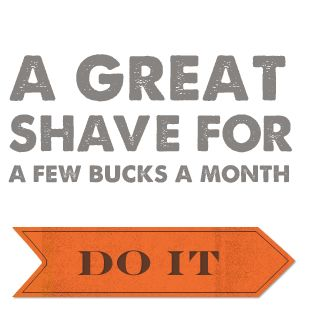 Love love love my razor!  Use my link, try one month and tell me if you dont love your razor too!    http://www.dollarshaveclub.com/ref/index/r/61ba/xi1xx4/