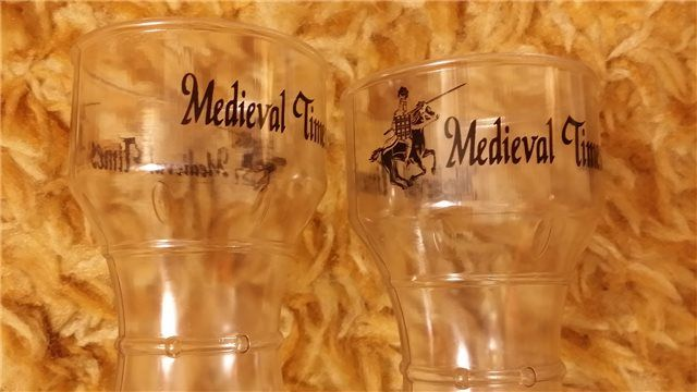 17 best images about kitschy travel souvenirs on pinterest embroidered patch souvenirs and kitsch - Plastic medieval goblets ...
