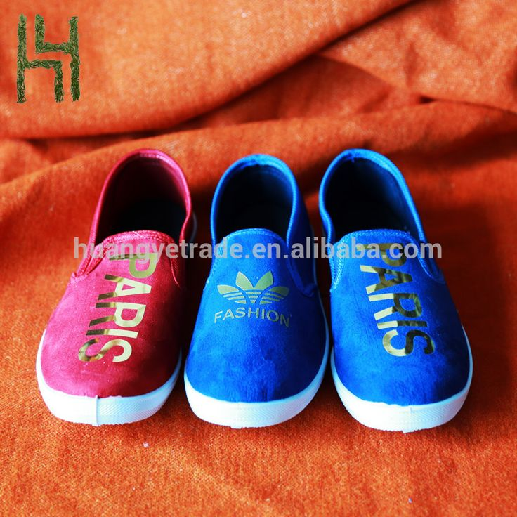New design ladies espadrille canvas slip on shoes