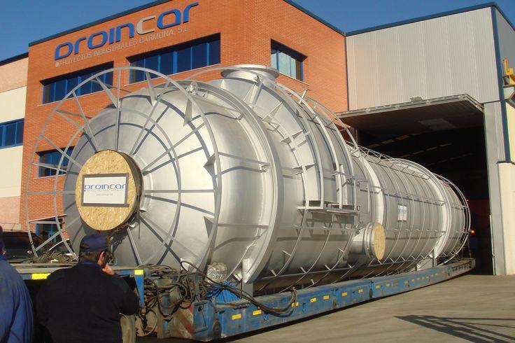Caldereria Industrial en Casarrubios del Monte, Castilla-La Mancha  http://www.proincar.net/