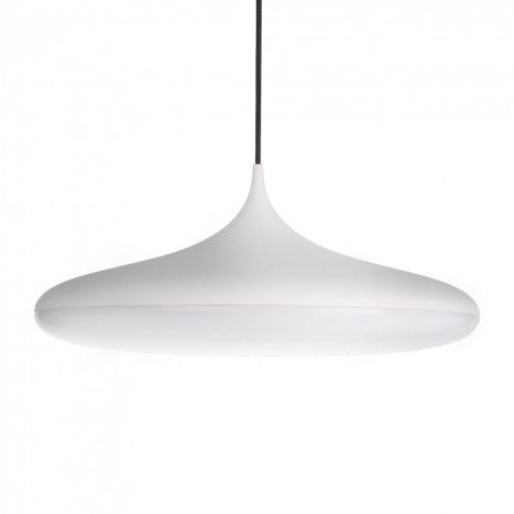 Philips Friends Ecomoods Large Ceiling Pendant Light - White from Litecraft
