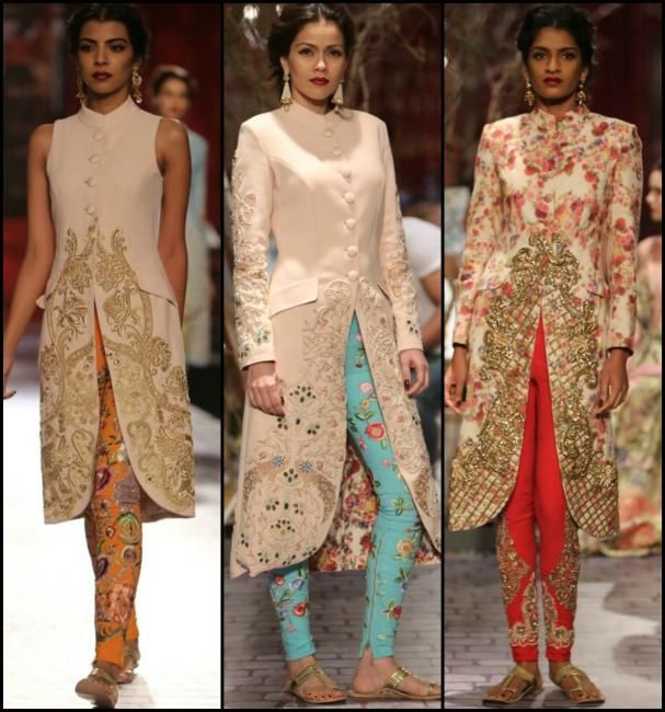 Monisha Jaising Collection at India Couture Week 2014 | PINKVILLA