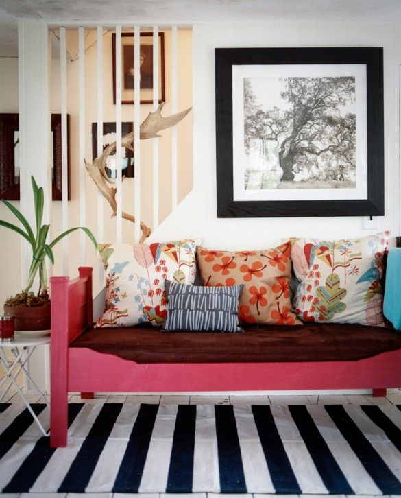 See Why We're Smitten With Pantone's 2015 Color of the Year. I just love this room!