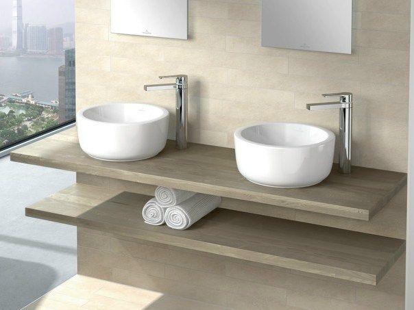 Téléchargez le catalogue et demandez les prix de vasque à poser en céramique Architectura | vasque à poser, collection Architectura au fabricant Villeroy & Boch