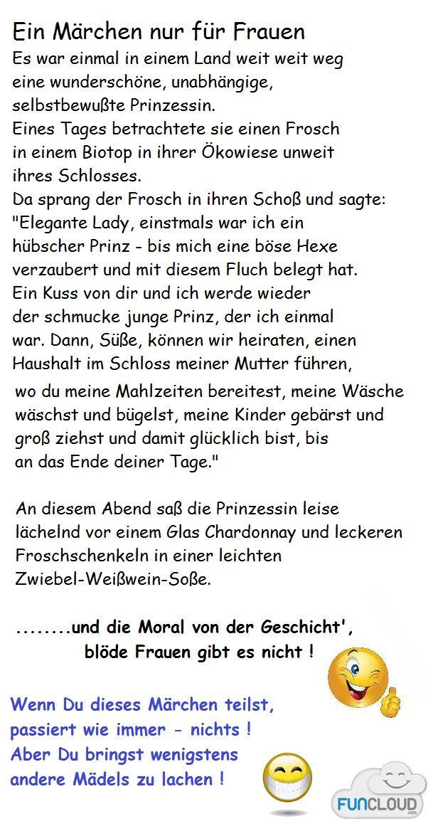 Märchen nur für Frauen - Hexenkessel des Tages 18.06.2015 | Funcloud