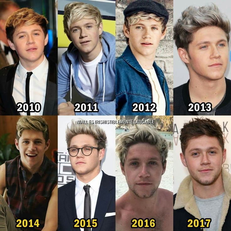 You have grown !!! Omg niall
