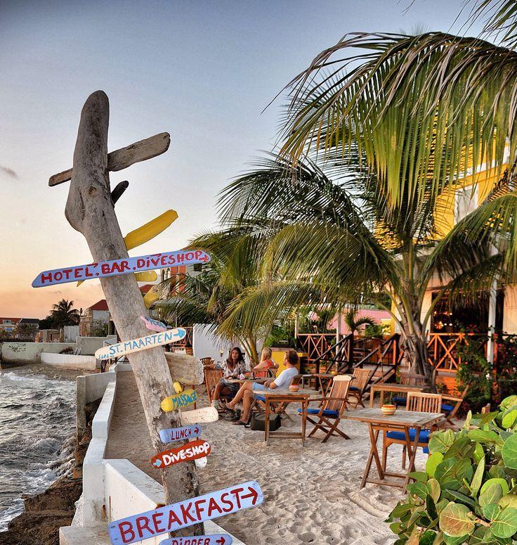 Scuba Lodge, Pietermaai op Curacao