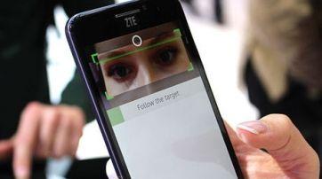 Nueva tecnología permite desbloquear el teléfono con la mirada