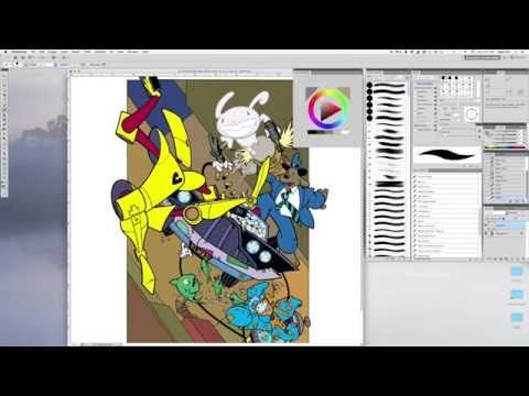 How to do Color Holds in Photoshop - YouTube