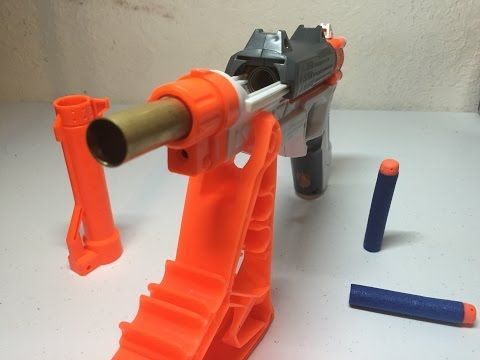 how to make a nerf attachment